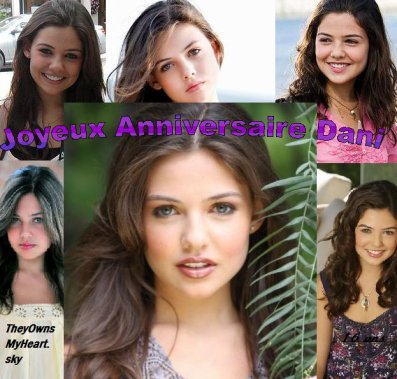 Danielle campbell HAPPY BIRTHDAY