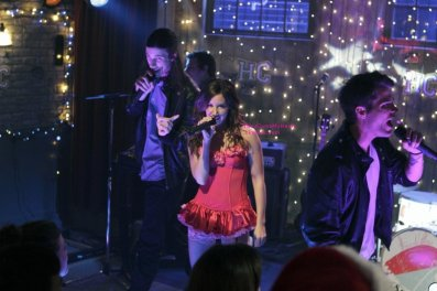Hellcats: Ashley Tisdale & 3OH!3