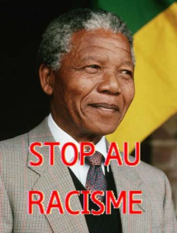 STOP AU RACISME ET DISCRIMINATIONS