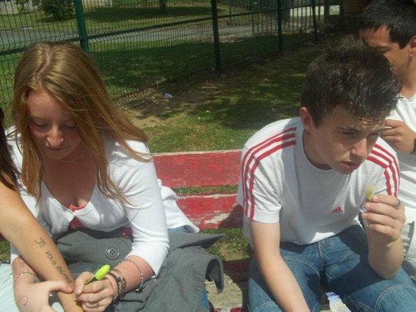 moii et ma poulette :)