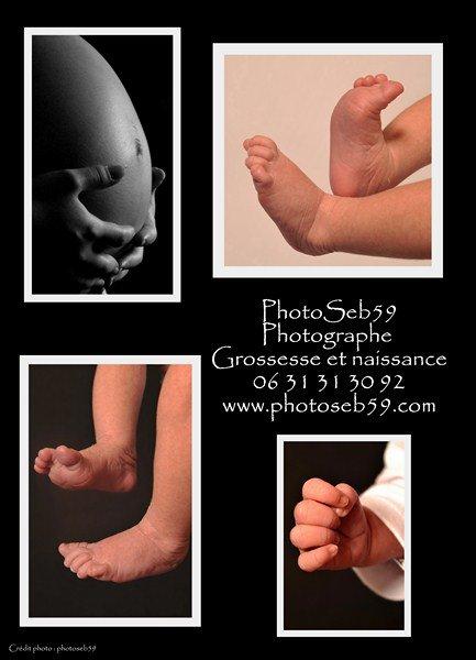 Photographe séance Future maman et naissance