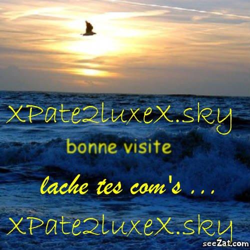 Blog de XPate2luxeX