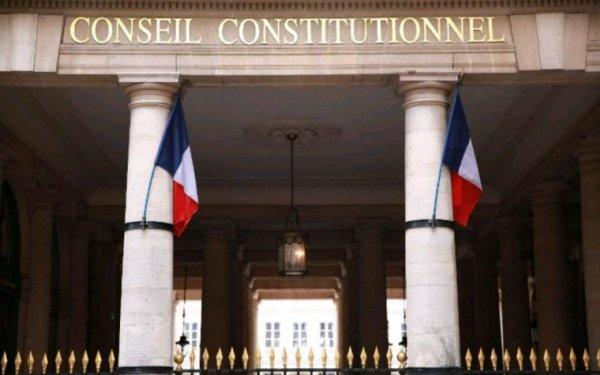 Le conseil constitutionnel.
