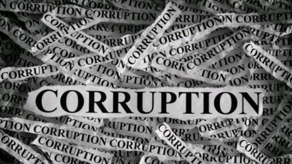 La lutte contre la corruption.
