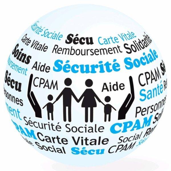 La sécurité sociale.