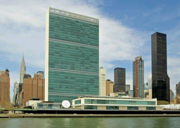 L'ONU.