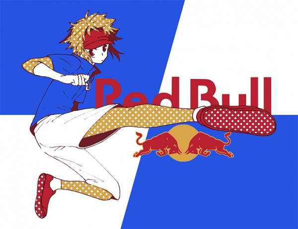 Red bull donne des ailes :3