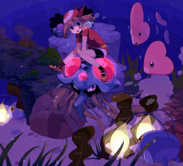 Sous l'océan ♥