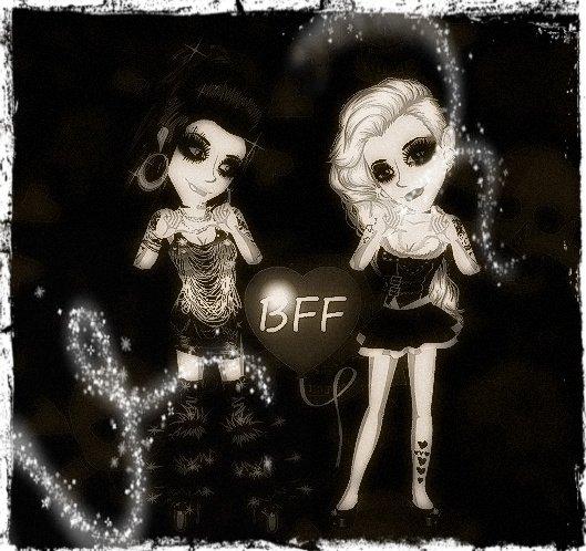 Ma bff et moi sur msp