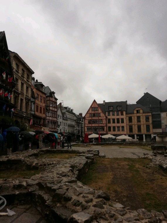Rouen en Normandie