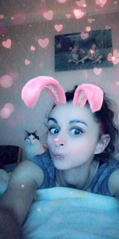 Mon chat es possédé ^^
