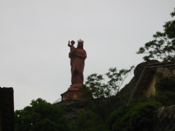 Le Puy-en-Velay Notre Dame de France
