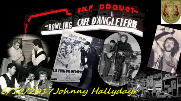 Décés de Johnny Hallyday
