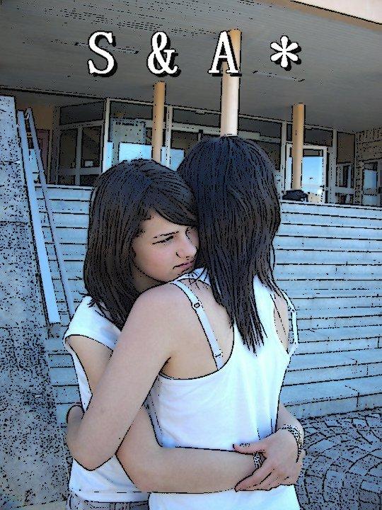 █ █ █ &    .  Sandra ; La Moitié ( ! )