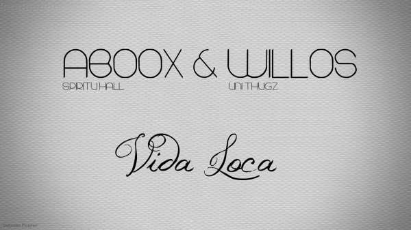 Second souffle  / SPIRITU'HALL - VIDA LOCA - Feat Willos (2012)