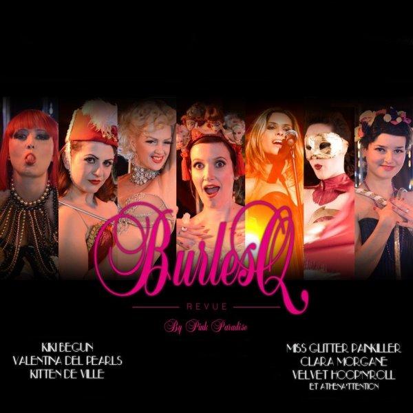 2012. Burlesq Revue