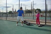 Tennis: Une petite rose jijelienne: CHEIMA RIDA