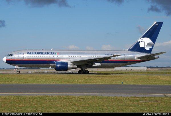 XA-TOJ 24727/301 B767-283/ER Aeromexico