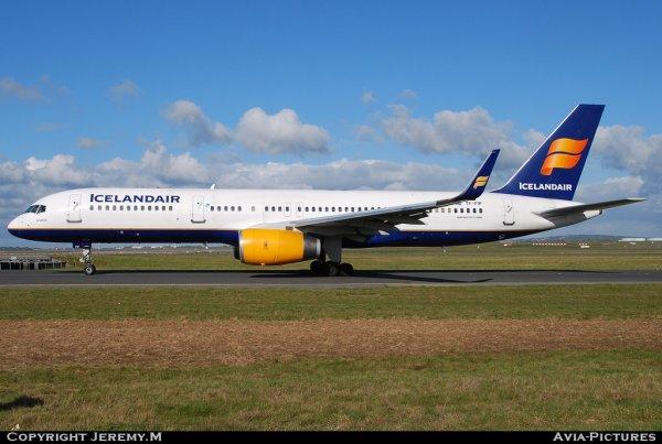 TF-FIP 30423/916 B757-208 Icelandair
