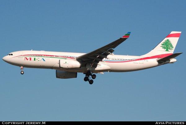 OD-MEC 995 A330-243 MEA