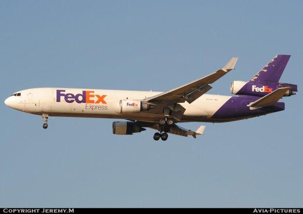 N583FE 48421/452 MD-11F FedEx