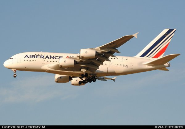 F-HPJD 049 A380-861 Air France