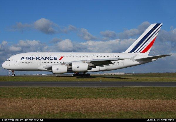 F-HPJC 043 A380-861 Air France