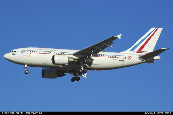 F-RADA 421 A310-304 Republique Francaise