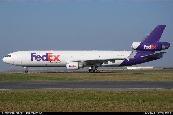 N596FE 48554/535 MD-11F FedEx