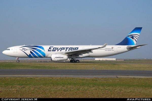 SU-GCS 1143 A330-343X Egyptair