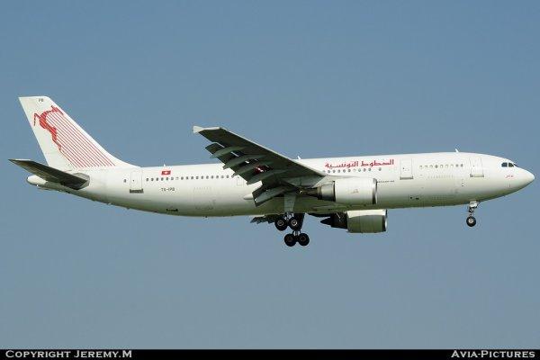 TS-IPB 563 A300B4-605R Tunisair