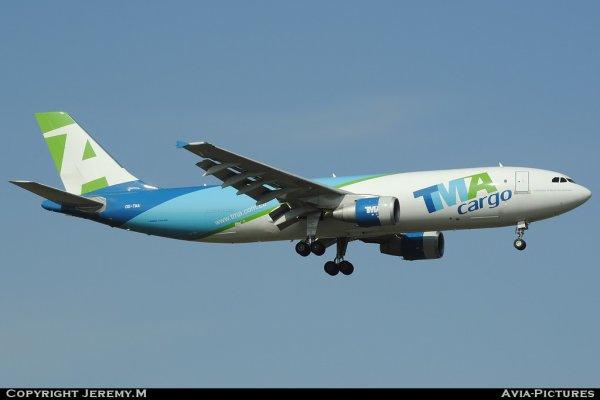 OD-TMA 872 A300F4-622R TMA Cargo
