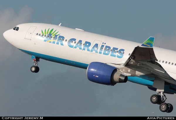 F-ORLY 758 A330-323X  Air Caraibes