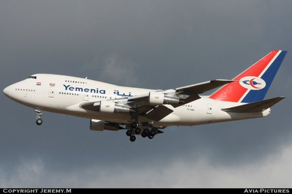 7O-YMN  21786/413  B747SP-27  Yemenia