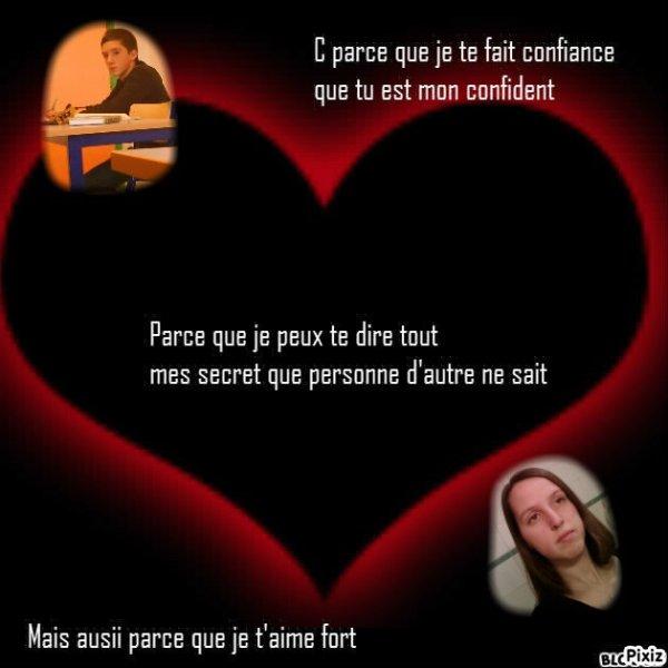 Léo mon confident <3