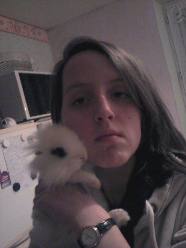 Moi & mon lapin