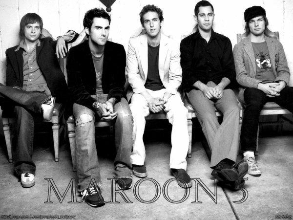 Maroon 5 - Musique