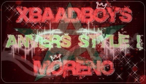 C'est le vingt - six Soixant /  .ılıllı. ~ xBaadboys { Feat } Moreno ~ .ılıllı.  (2011)