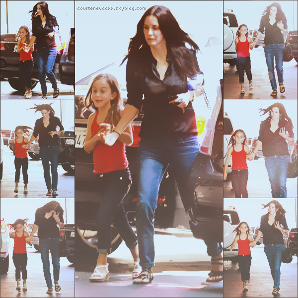 . TAGS; Courteney Cox, Coco Arquette .