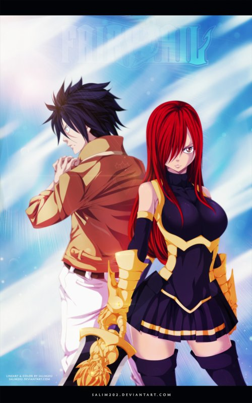 Fairy Tail ♥♥♥♥