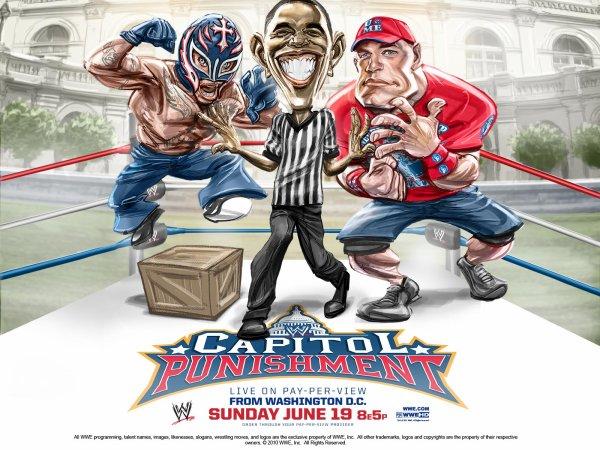 WWE Capitol Punsihment 2011 !