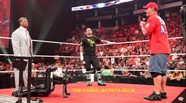 Raw du 11 Juillet