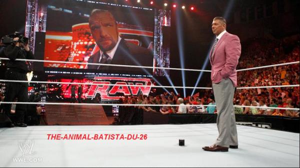 Raw du 20 Juillet