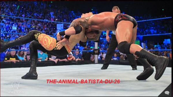 Résultats Complets NXT (2/08), WWE Superstar (4/08) et Smackdown (5/08)
