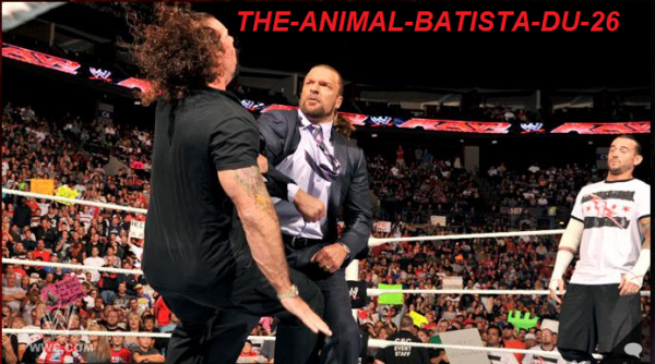 Raw du 5 Septembre