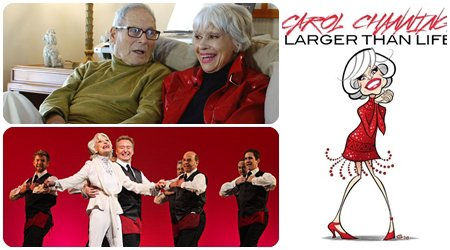 Carol Channing : Larger than life