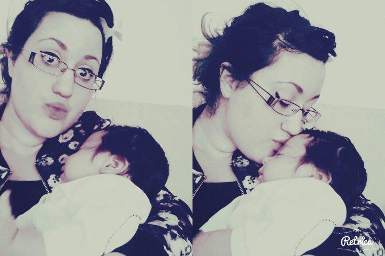 - Mon fieul le plus beau l'amour de ma viee !! ❤