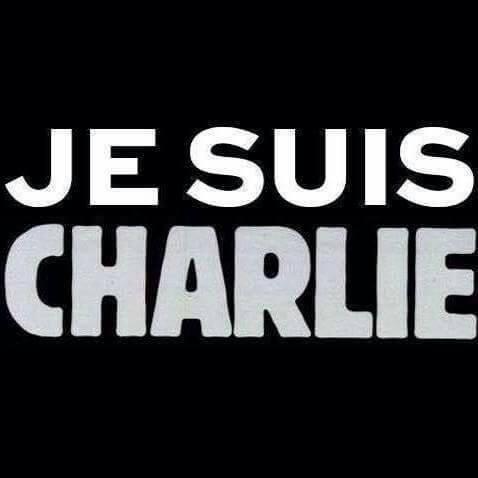 《 Je suis Charlie 》
