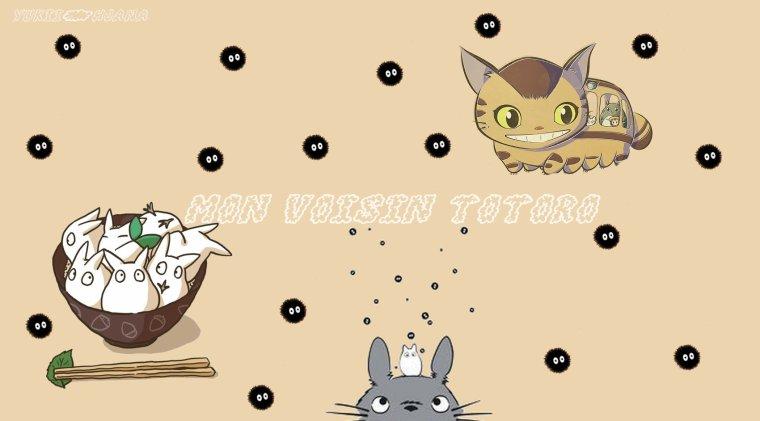Mon Voisin Totoro !