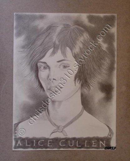 TWILIGHT * ALICE CULLEN *